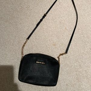 Michael Kors black handbag